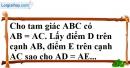 Bài 54 trang 144 SBT toán 7 tập 1