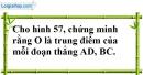 Bài 56 trang 145 SBT toán 7 tập 1