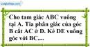 Bài 60 trang 145 SBT toán 7 tập 1