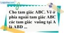 Bài 62 trang 145 SBT toán 7 tập 1