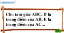 Bài 64 trang 146 SBT toán 7 tập 1