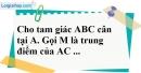 Bài 69 trang 147 SBT toán 7 tập 1