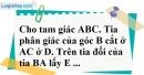 Bài 73 trang 147 SBT toán 7 tập 1