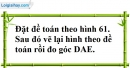 Bài 80 trang 148 SBT toán 7 tập 1