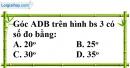Bài 6.1, 6.2, 6.3, 6.4, 6.5 phần bài tập bổ sung trang 148, 149 SBT toán 7 tập 1