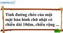 Bài 86 trang 149 SBT toán 7 tập 1
