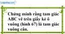 Bài 92 trang 150 SBT toán 7 tập 1
