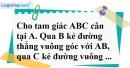 Bài 97 trang 151 SBT toán 7 tập 1