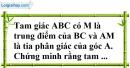 Bài 98 trang 151 SBT toán 7 tập 1
