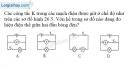 Bài 26.10 trang 65 SBT Vật lí 7