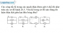 Bài 26.11 trang 65 SBT Vật lí 7