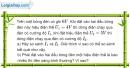 Bài 26.16 trang 67 SBT Vật lí 7