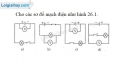 Bài 26.2 trang 63 SBT Vật lí 7