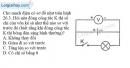 Bài 26.9 trang 65 SBT Vật lí 7