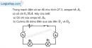 Bài 27.3 trang 68 SBT Vật lí 7