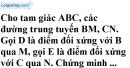 Bài 94 trang 92 SBT toán 8 tập 1