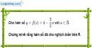Bài 1.2 phần bài tập bổ sung trang 61 SBT toán 9 tập 1