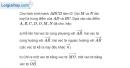 Bài 1.48 trang 43 SBT hình học 10