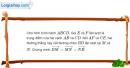 Bài 1.49 trang 43 SBT hình học 10