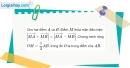 Bài 1.55 trang 43 SBT hình học 10