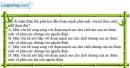 Bài 28.8 trang 73 SBT Vật lí 7