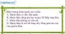 Bài 29.3 trang 78 SBT Vật lí 7