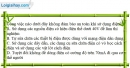 Bài 29.6 trang 79 SBT Vật lí 7