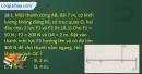Bài 18.1, 18.2, 18.3 trang 43 SBT Vật lí 10