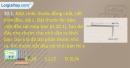 Bài 20.1, 20.2 trang 47 SBT Vật lí 10