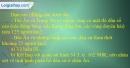 Câu 3 trang 119 SBT địa 7