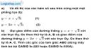 Bài 14 trang 64 SBT toán 9 tập 1