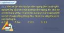 Bài 21.1, 21.2, 21.3, 21.4, 21.5 trang 48 SBT Vật lí 10