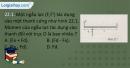 Bài 22.1, 22.2, 22.3, 22.4 trang 50 SBT Vật lí 10