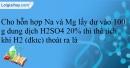 Bài 25.6; 25.7; 25.8; 25.9; 25.10 trang 55 SBT Hóa học 12