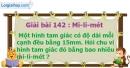 Bài 142 : Mi-li-mét