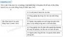 Câu 1 trang 45 SBT địa 8