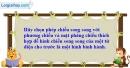 Bài 2.36 trang 80 SBT hình học 11
