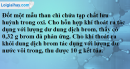 Bài 15.7 trang 23 SBT hóa học 11