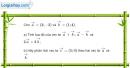 Bài 1.62 trang 44 SBT hình học 10