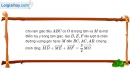 Bài 1.64 trang 45 SBT hình học 10