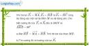 Bài 1.67 trang 45 SBT hình học 10
