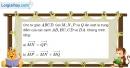 Bài 1.68 trang 45 SBT hình học 10