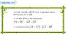 Bài 1.70 trang 45 SBT hình học 10