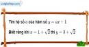 Bài 20 trang 66 SBT toán 9 tập 1