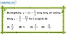 Bài 4.1 phần bài tập bổ sung trang 66 SBT toán 9 tập 1