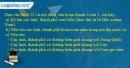 Câu 3 trang 68 SBT địa 8