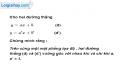 Bài 26 trang 67 SBT toán 9 tập 1