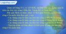 Câu 3 trang 83 SBT địa 8
