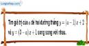 Bài 32 trang 70 SBT toán 9 tập 1