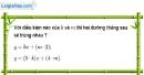 Bài 33 trang 70 SBT toán 9 tập 1